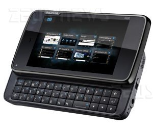 Nokia N900 Maemo 5 Linux Arm Cortex A8