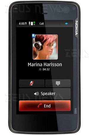 Nokia N900 Maemo 5 Linux Qt