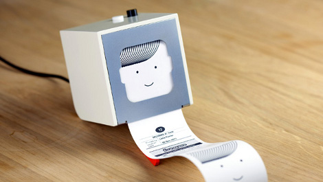 berg little printer