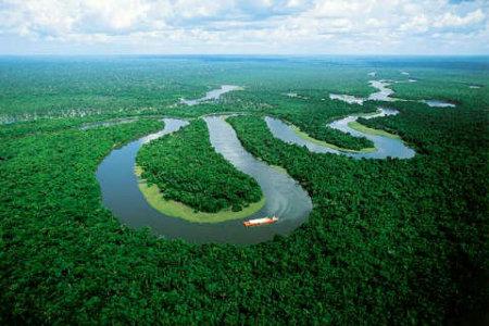 Rio delle Amazzoni Rio Hamza 4000 metri profondità