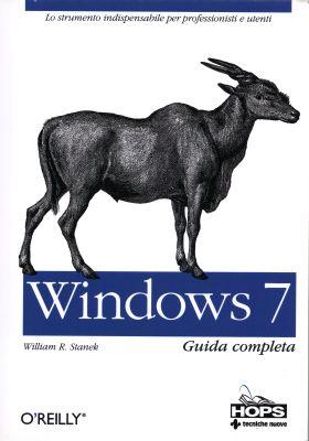 Windows 7 guida O'Reilly Tecniche Nuove