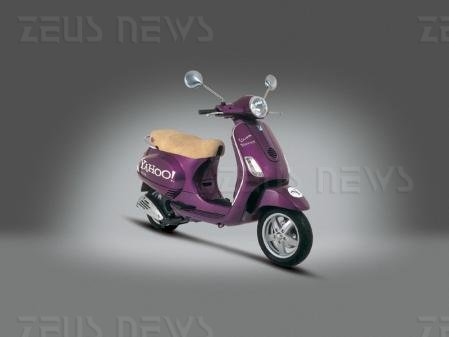 Vespa Lx125 Yahoo