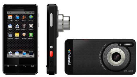 polaroid sc1630 fotocamera android