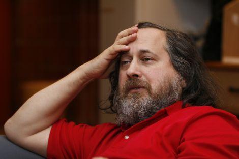 Richard Stallman contro ubuntu