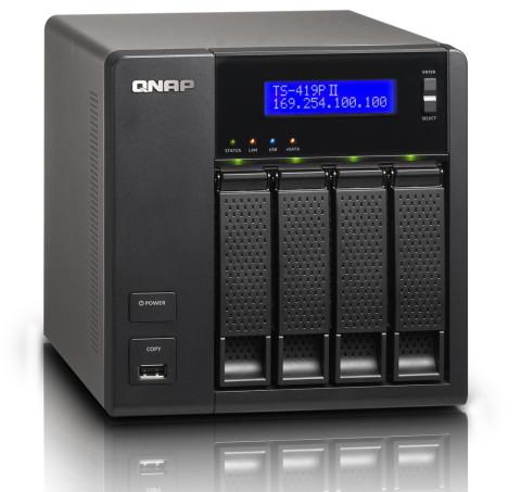 Qnap TS419P2