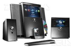 Olimpo informatico leggi argomento cisco presenta lo stereo wireless linksys - Equipo musica casa ...