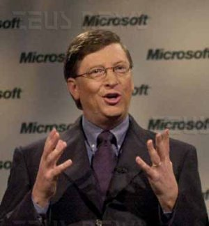 Bill Gates, Windows 7 nel 2009