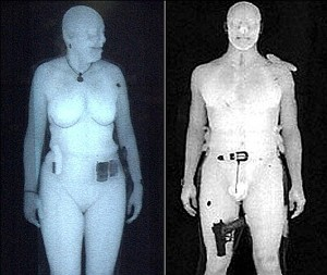 Body scanner rischio privacy salute