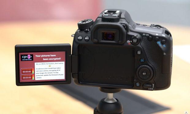 fotocamera malware