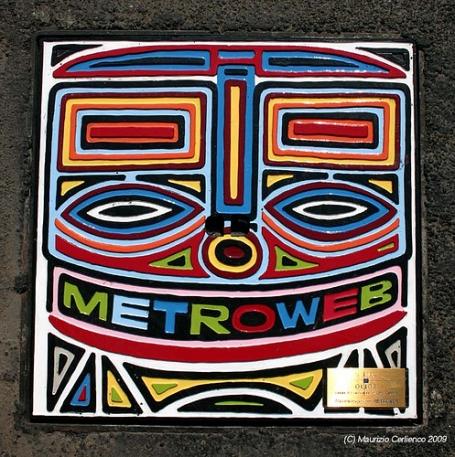 tombino metroweb