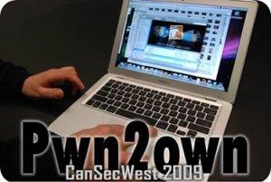 CanSecWest 2011 Pwn2Own Safari primo a cadere