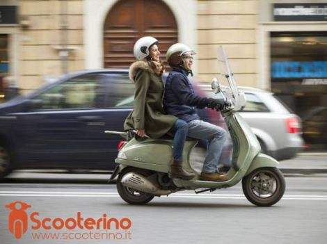 scooterino uber motorini
