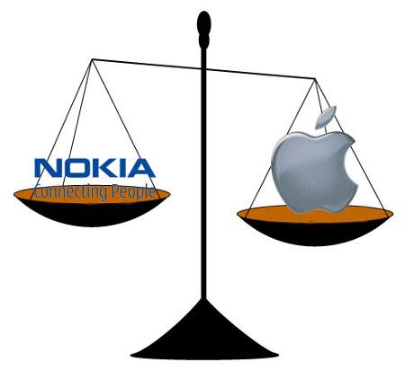 Nokia Apple 5 brevetti giudice ITC James Gildea