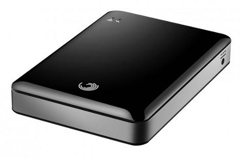 Seagate GoFlex Satellite Wi-Fi 500 GB