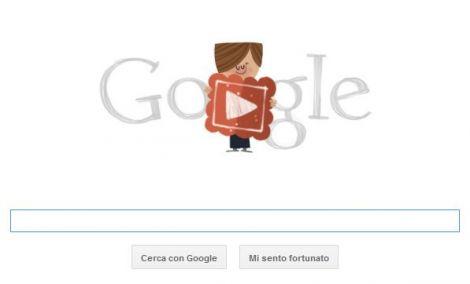 google doodle san valentino