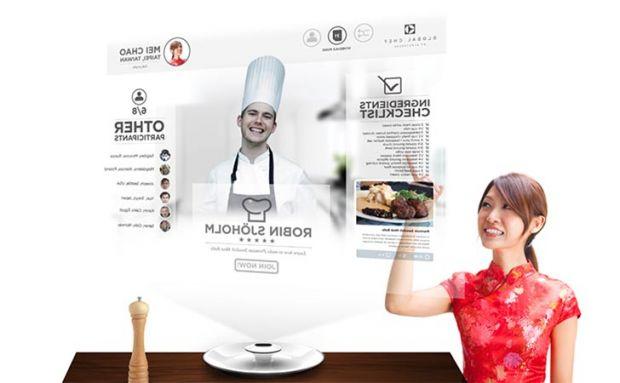 Zeus news notizie dall 39 olimpo informatico for Cucinare in 3d
