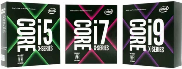 intel core i9 xseries
