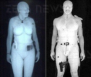 Ron Noble Interpol body scanner