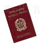 copertina di passaporto
