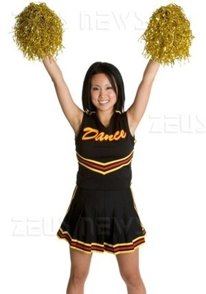 Cheerleader furto d'identità