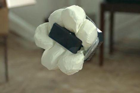 honda smartphone airbag