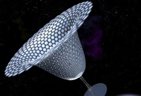 SPS ALPHA satellite 1