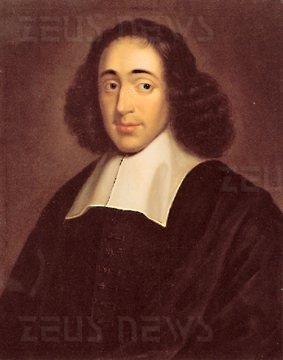 Il filosofo Baruch Spinoza