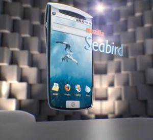 Mozilla Seabird smartphone picoproiettori