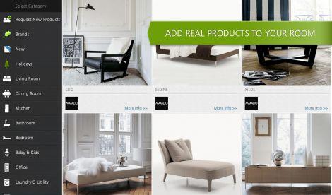 Tutti arredatori di interni con homestyler interior design for App design interni