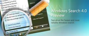 Microsoft rilascia Windows Search 4.0