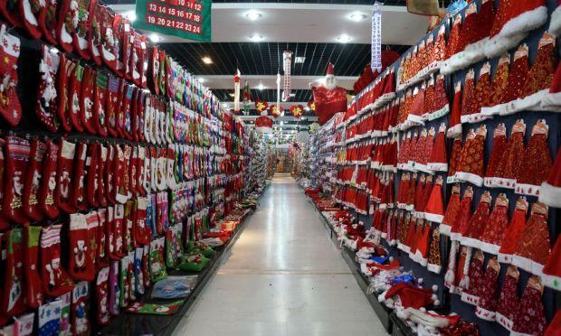 villaggio decorazioni natalizie 4