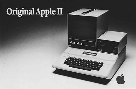 35 anni apple ii