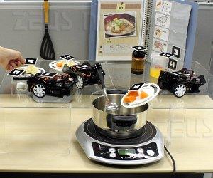 Il robot che cucina - Zeus News