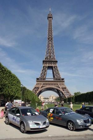 Parigi messa la bando dei SUV