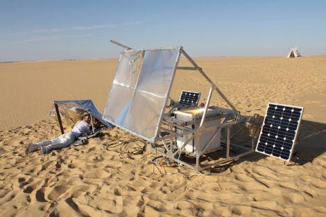 Markus Kayser Solar Sinter1