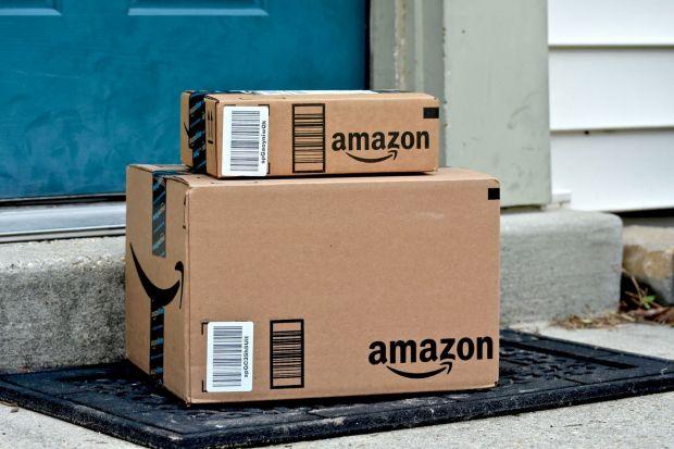 amazon foto consegna pacchi