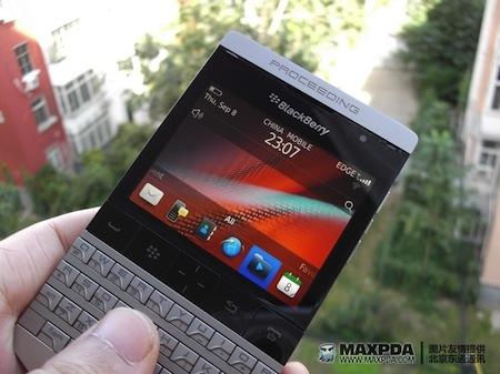 Misterioso BlackBerry Bold 9900 9980 MaxPDA