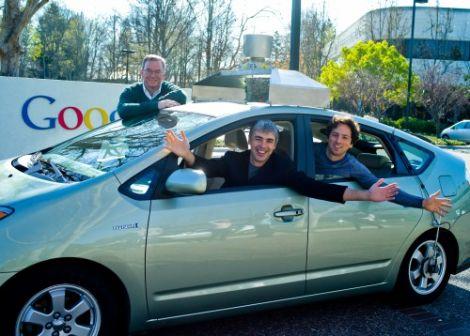 google auto senza conducente uber