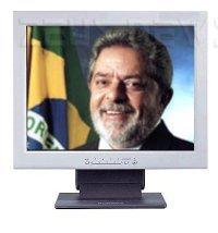 Lula on display