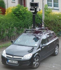 Street View Wi-Fi Indirizzi Mac Germania
