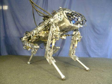 hyq cane robot