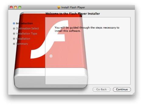Flashback.C trojan Mac OS X