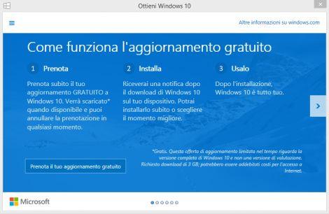 windows10comefunzione
