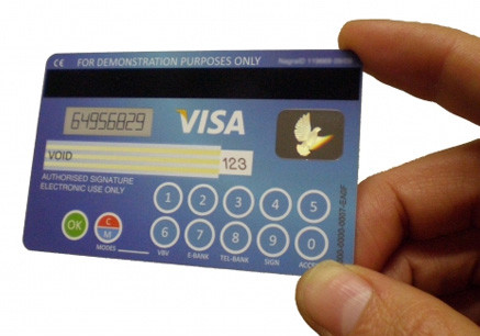 Visa CodeSure