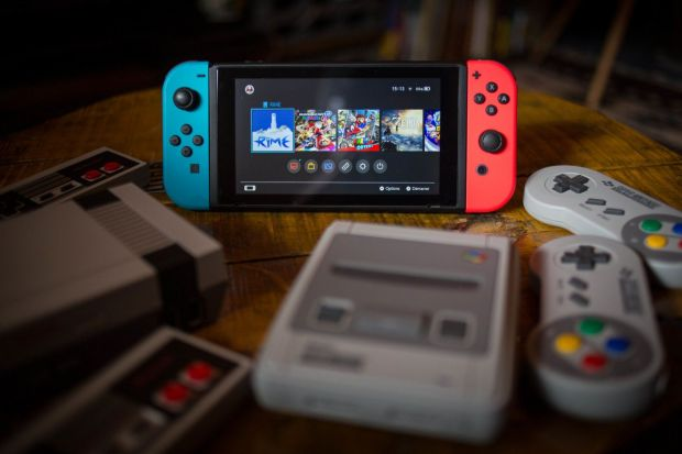 nintendo due nuove.switch