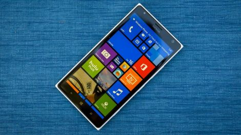 Windows 10 mobile 8 gbyte