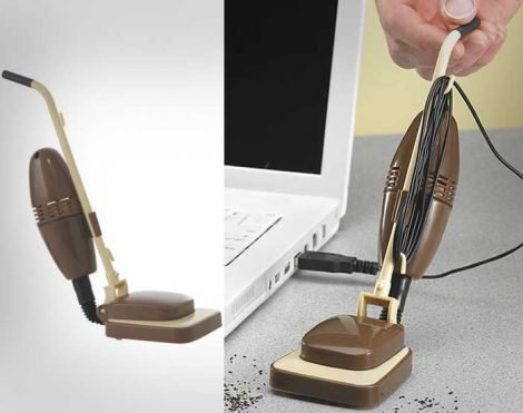 usb powered mini desk vacuum 0