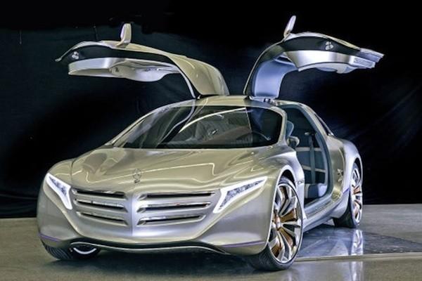 Mercedes-Benz F125! idrogeno 1000 km