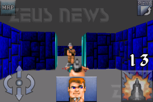 id Software rilascia Wolfenstein 3D per iPhone
