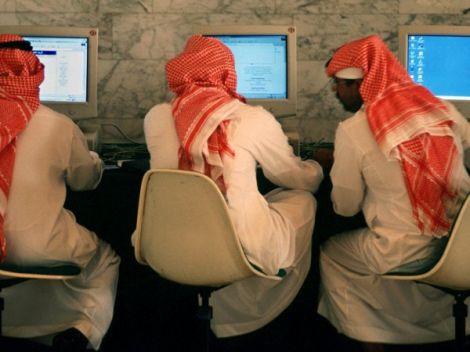 arrestato blogger arabia saudita